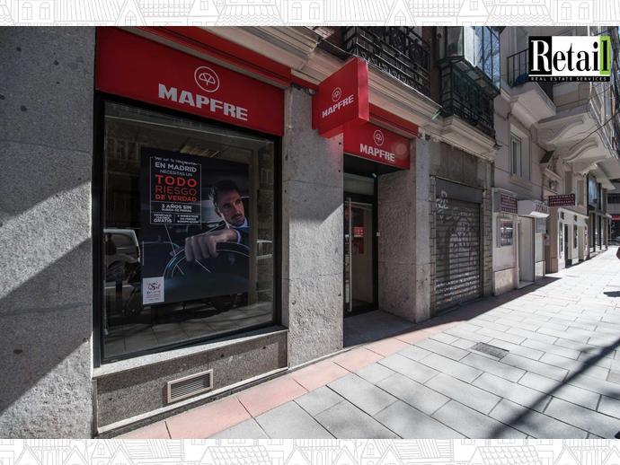 Foto 10 de Local comercial en Calle Ferraz / Argüelles,  Madrid Capital