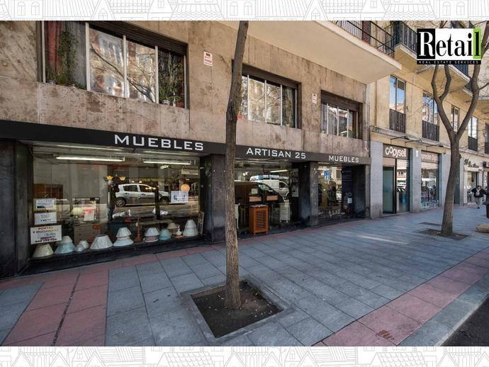 Foto 12 de Local comercial en Calle Ferraz / Argüelles,  Madrid Capital
