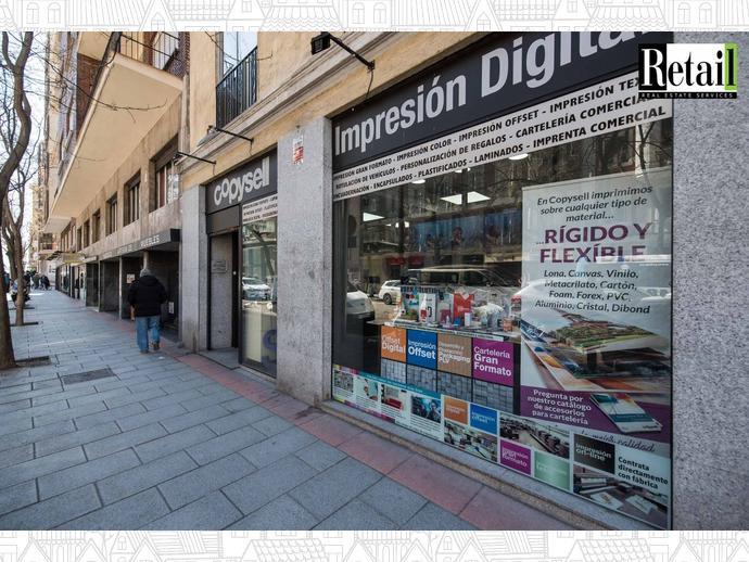 Foto 13 de Local comercial en Calle Ferraz / Argüelles,  Madrid Capital