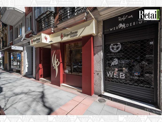 Foto 14 de Local comercial en Calle Ferraz / Argüelles,  Madrid Capital