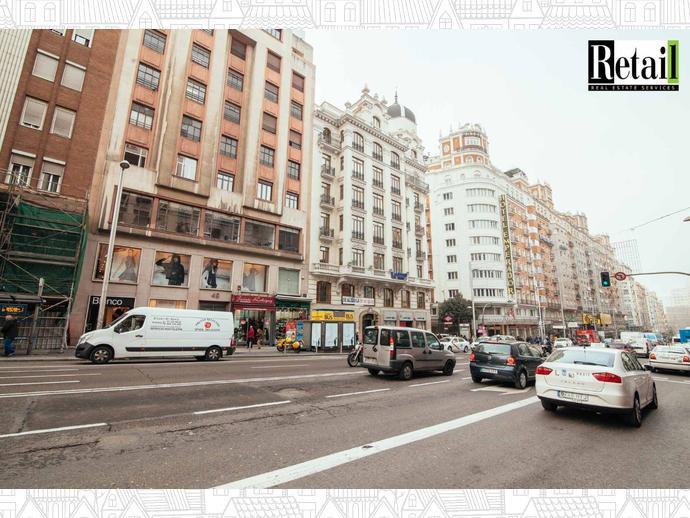Foto 2 de Ático en Centro - Justicia - Chueca / Justicia - Chueca,  Madrid Capital