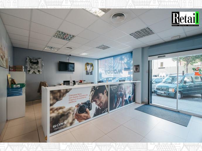 Foto 1 de Local comercial en  Canillas / Prosperidad,  Madrid Capital