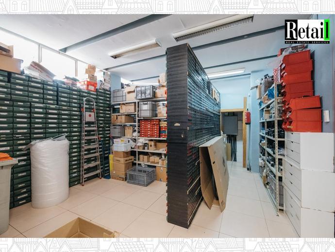 Foto 10 de Local comercial en  Canillas / Prosperidad,  Madrid Capital