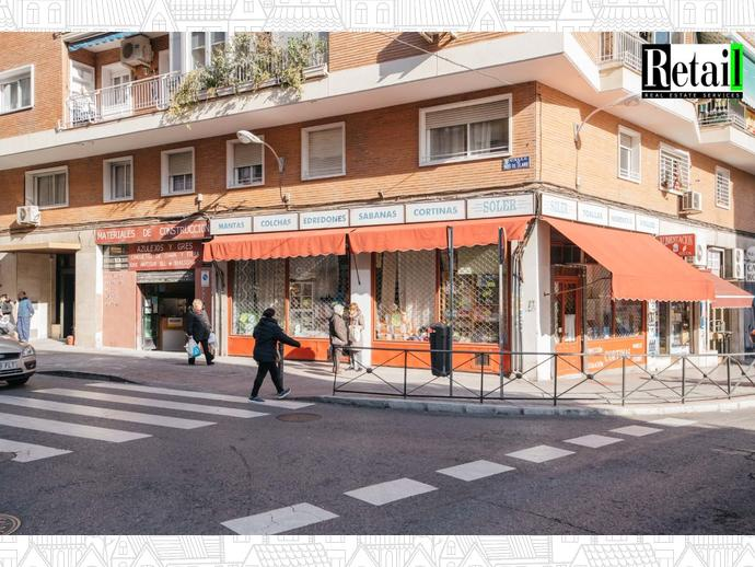 Foto 11 de Local comercial en  Canillas / Prosperidad,  Madrid Capital