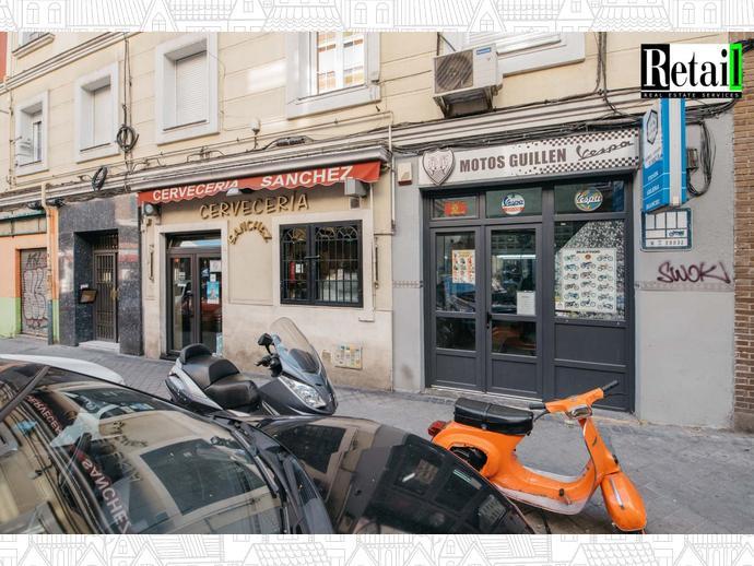Foto 14 de Local comercial en  Canillas / Prosperidad,  Madrid Capital