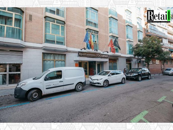 Foto 15 de Local comercial en  Canillas / Prosperidad,  Madrid Capital