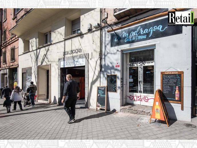 Foto 9 de Local comercial en  Cuesta De San Vicente / Argüelles,  Madrid Capital