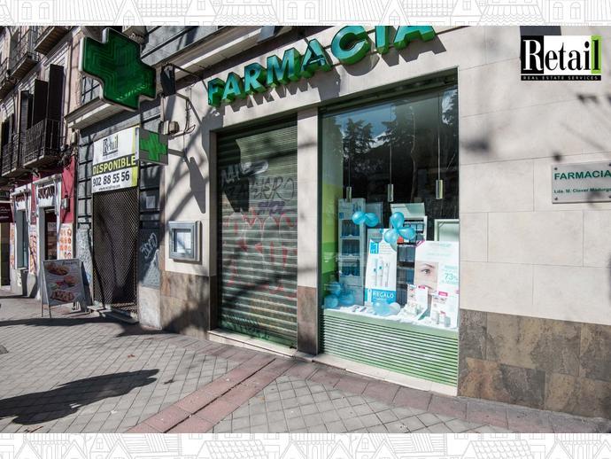 Foto 10 de Local comercial en  Cuesta De San Vicente / Argüelles,  Madrid Capital