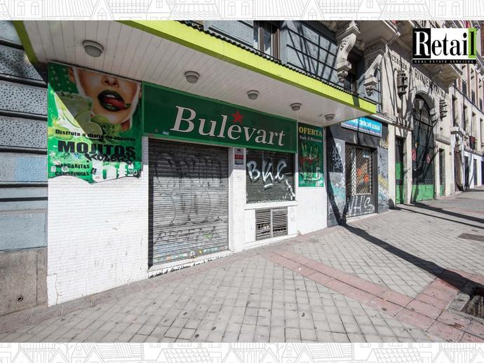 Foto 11 de Local comercial en  Cuesta De San Vicente / Argüelles,  Madrid Capital