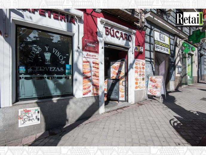 Foto 12 de Local comercial en  Cuesta De San Vicente / Argüelles,  Madrid Capital
