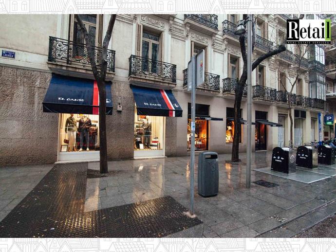 Foto 6 de Local comercial en Calle Lagasca / Recoletos,  Madrid Capital