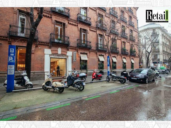 Foto 10 de Local comercial en Calle Lagasca / Recoletos,  Madrid Capital