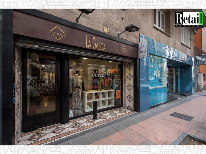 Foto 11 de Local comercial en Calle Lagasca / Recoletos,  Madrid Capital