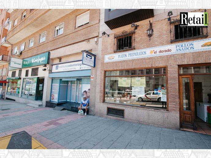 Foto 5 de Local comercial en Tetuán - Castillejos / Castillejos,  Madrid Capital