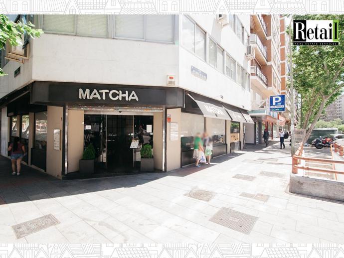 Foto 1 de Local comercial en Tetuán - Castillejos / Castillejos,  Madrid Capital