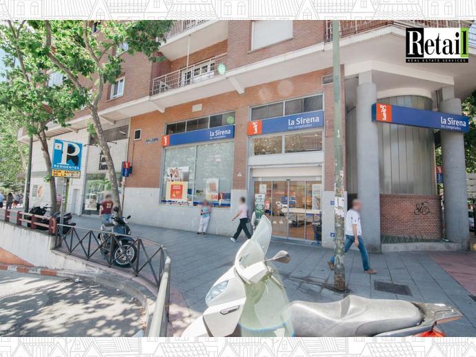 Foto 7 de Local comercial en Tetuán - Castillejos / Castillejos,  Madrid Capital