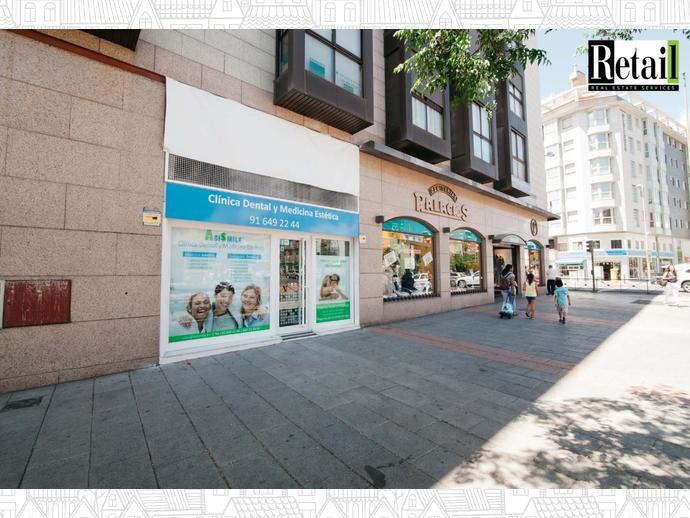 Foto 9 de Local comercial en Tetuán - Castillejos / Castillejos,  Madrid Capital
