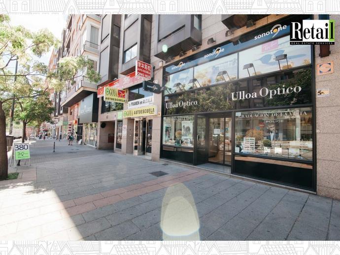 Foto 10 de Local comercial en Tetuán - Castillejos / Castillejos,  Madrid Capital