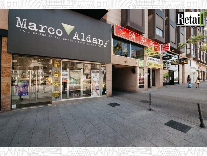 Foto 2 de Local comercial en Tetuán - Castillejos / Castillejos,  Madrid Capital