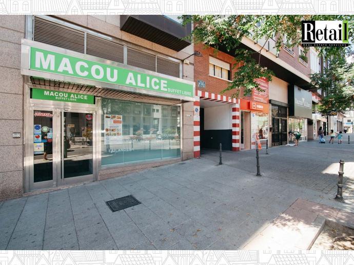 Foto 6 de Local comercial en Tetuán - Castillejos / Castillejos,  Madrid Capital
