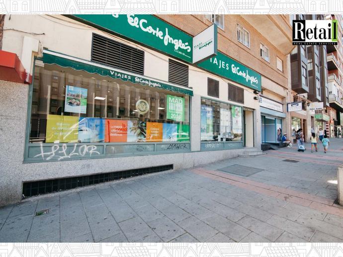Foto 4 de Local comercial en Tetuán - Castillejos / Castillejos,  Madrid Capital