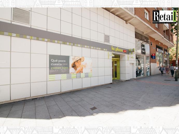 Foto 3 de Local comercial en Tetuán - Castillejos / Castillejos,  Madrid Capital
