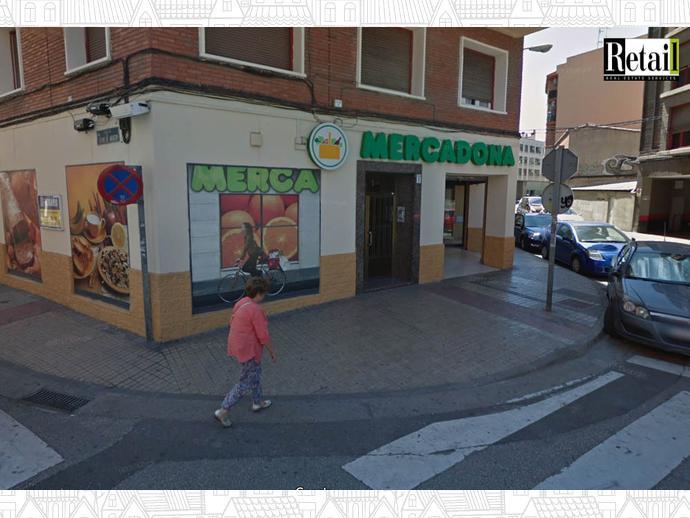Foto 1 de Local comercial en Universidad - Universidad San Francisco / Universidad San Francisco,  Zaragoza Capital