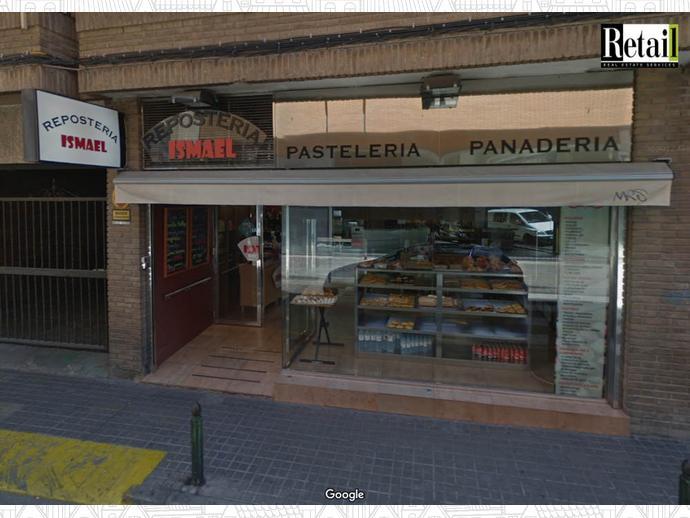 Foto 2 de Local comercial en Universidad - Universidad San Francisco / Universidad San Francisco,  Zaragoza Capital