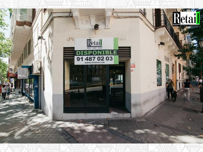 Foto 1 de Local comercial en Calle Ayala / Goya,  Madrid Capital