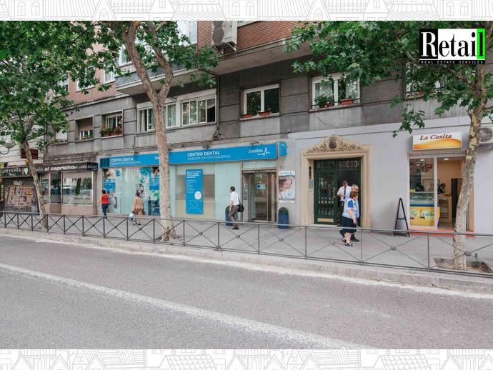 Foto 12 de Local comercial en Calle Ayala / Goya,  Madrid Capital