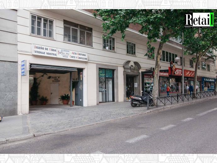 Foto 13 de Local comercial en Calle Ayala / Goya,  Madrid Capital