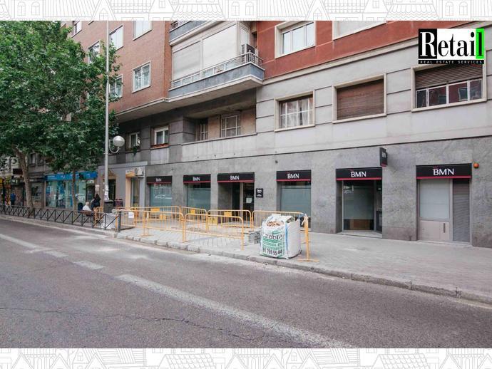 Foto 14 de Local comercial en Calle Ayala / Goya,  Madrid Capital