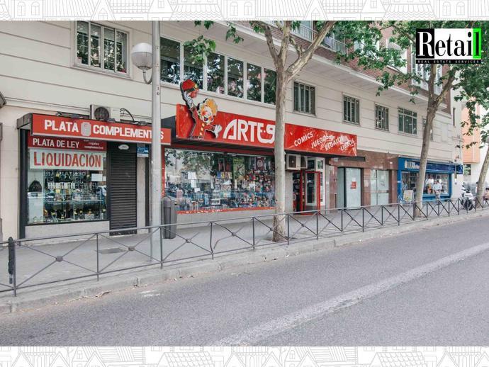 Foto 15 de Local comercial en Calle Ayala / Goya,  Madrid Capital