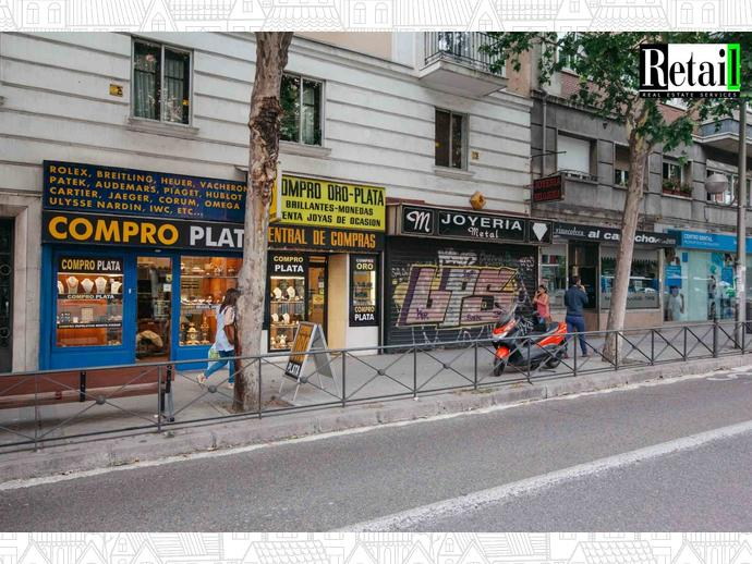 Foto 16 de Local comercial en Calle Ayala / Goya,  Madrid Capital