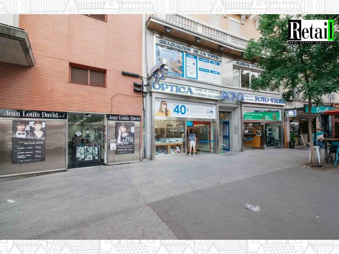 Foto 18 de Local comercial en Calle Ayala / Goya,  Madrid Capital