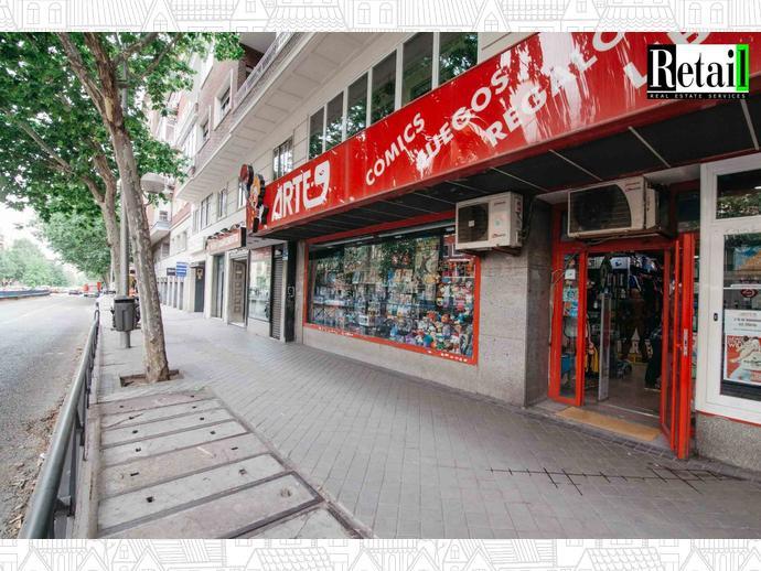 Foto 19 de Local comercial en Calle Ayala / Goya,  Madrid Capital