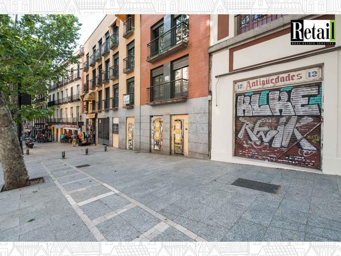 Foto 4 de Ático en Centro - Embajadores - Lavapiés / Embajadores - Lavapiés,  Madrid Capital