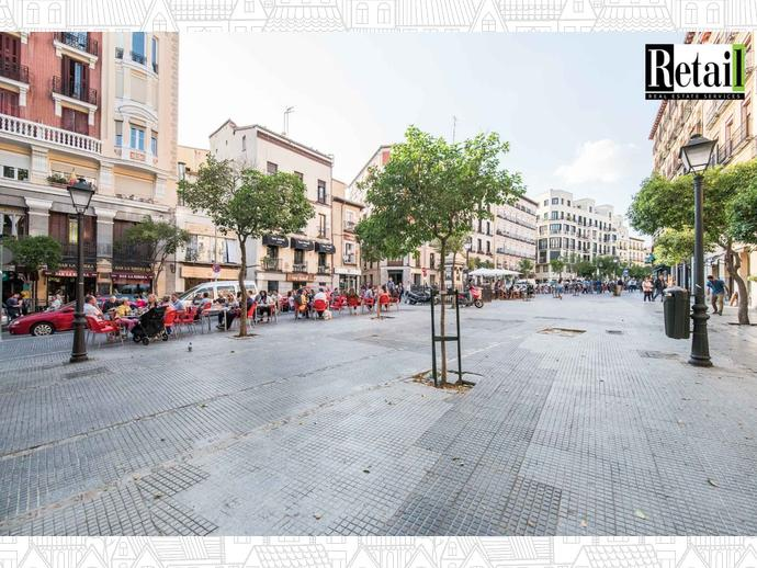Foto 6 de Ático en Centro - Embajadores - Lavapiés / Embajadores - Lavapiés,  Madrid Capital