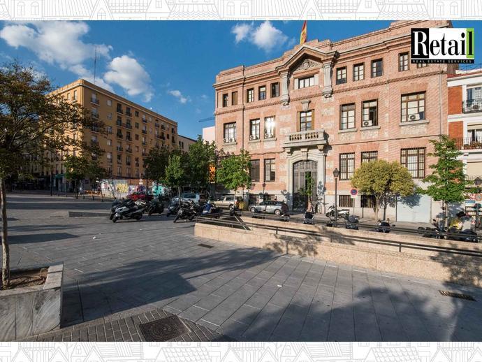 Foto 9 de Ático en Centro - Embajadores - Lavapiés / Embajadores - Lavapiés,  Madrid Capital
