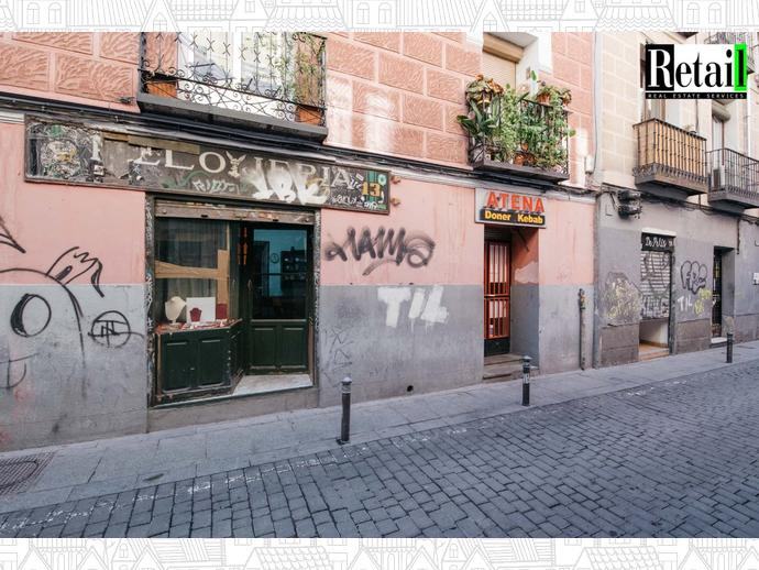 Foto 5 de Local comercial en Calle San Vicente Ferrer / Universidad - Malasaña,  Madrid Capital