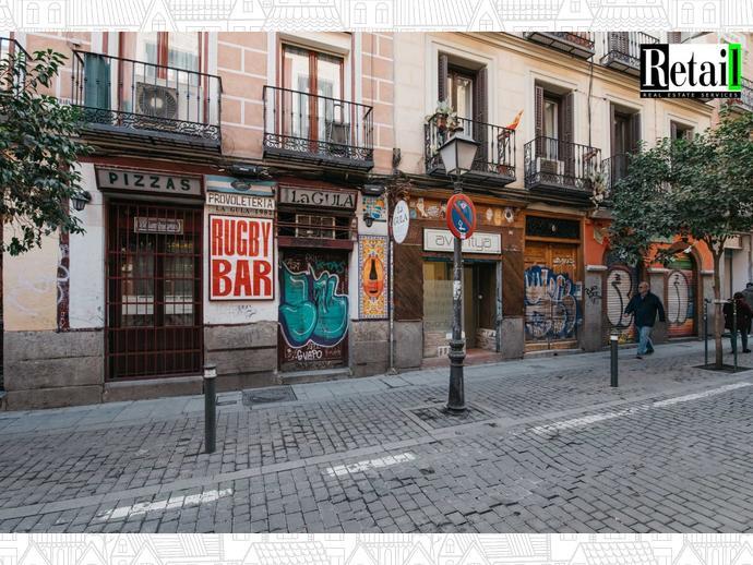 Foto 6 de Local comercial en Calle San Vicente Ferrer / Universidad - Malasaña,  Madrid Capital