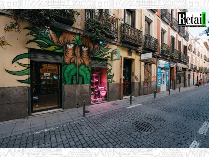 Foto 7 de Local comercial en Calle San Vicente Ferrer / Universidad - Malasaña,  Madrid Capital