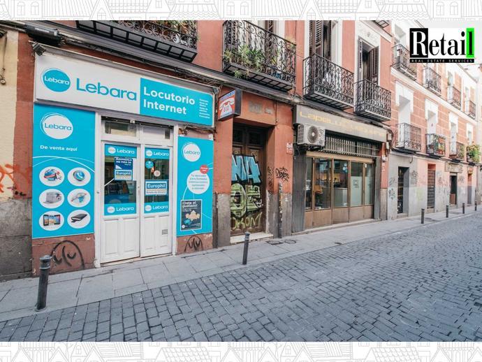 Foto 8 de Local comercial en Calle San Vicente Ferrer / Universidad - Malasaña,  Madrid Capital