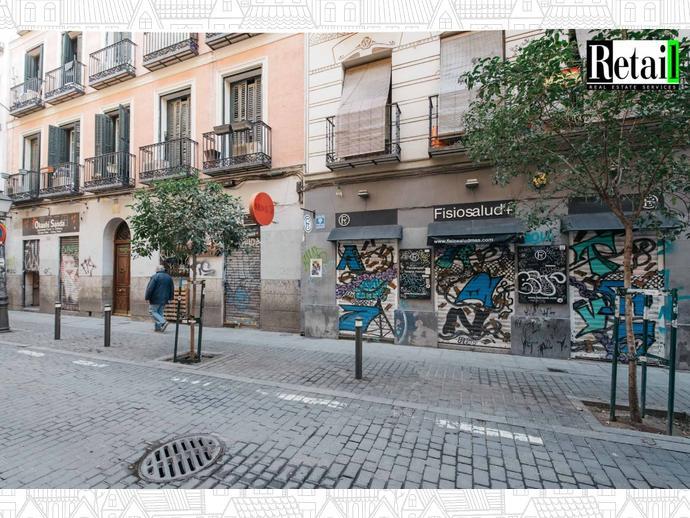 Foto 9 de Local comercial en Calle San Vicente Ferrer / Universidad - Malasaña,  Madrid Capital