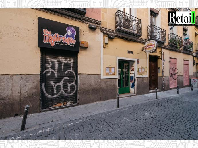 Foto 10 de Local comercial en Calle San Vicente Ferrer / Universidad - Malasaña,  Madrid Capital