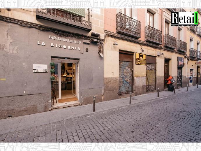 Foto 11 de Local comercial en Calle San Vicente Ferrer / Universidad - Malasaña,  Madrid Capital