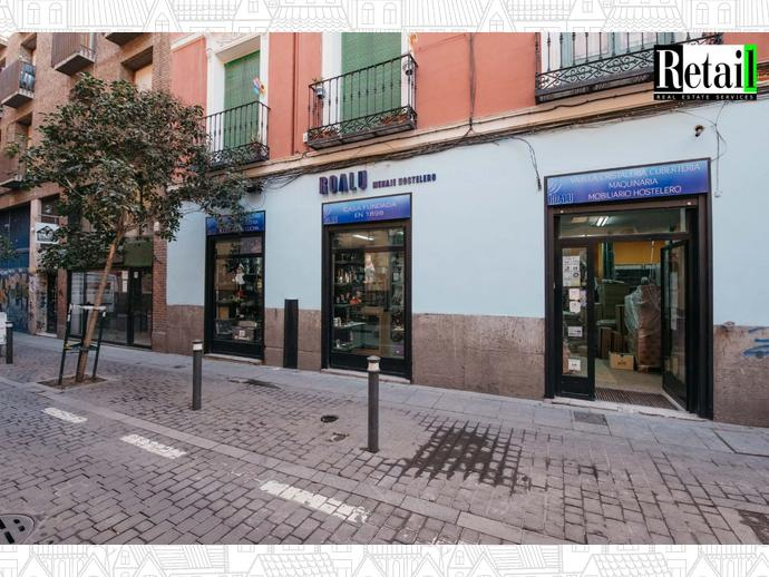 Foto 12 de Local comercial en Calle San Vicente Ferrer / Universidad - Malasaña,  Madrid Capital