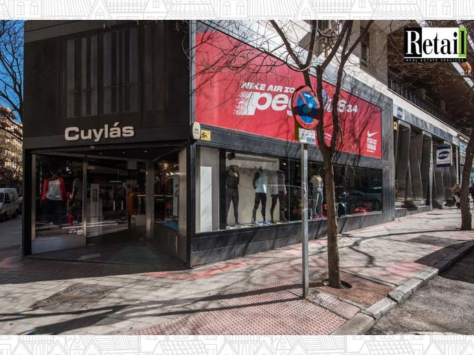 Foto 4 de Local comercial en Calle Hermosilla / Goya,  Madrid Capital