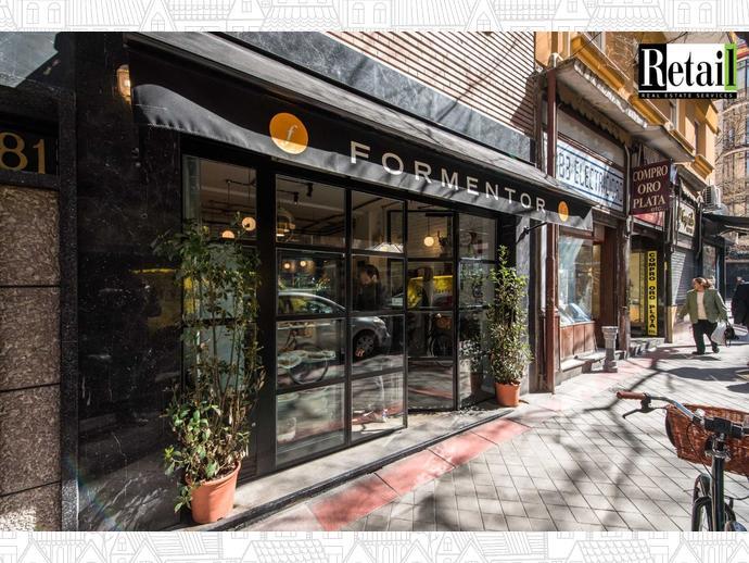 Foto 2 de Local comercial en Calle Hermosilla / Goya,  Madrid Capital