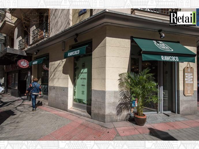 Foto 1 de Local comercial en Calle Hermosilla / Goya,  Madrid Capital